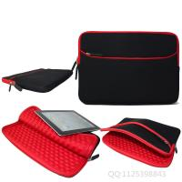 Quality Business Red Shockproof Laptop Sleeve / Laptop Waterproof Messenger Bag for sale