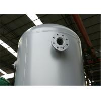 Buy Gas Storage Low Pressure Air Tank Long Lasting Pressure Vessel Double Sided at wholesale prices