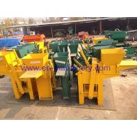 Quality Interlocking Block Making Machine 1-40 Clay/Soil Brick Machine for Construction Machinery for sale