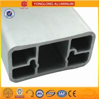 Buy cheap Anodized Aluminium Extrusion Profiles For Industrial Natural Silver from wholesalers