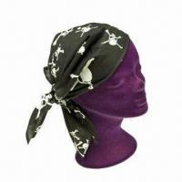 Buy 58cm Headwrap, Made of 100% Cotton, Lightweight at wholesale prices