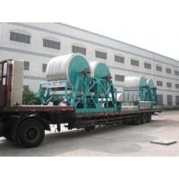 Quality Rotary Drum Dryer Machinery For Baby Rice Cereal Food Processing Industry for sale