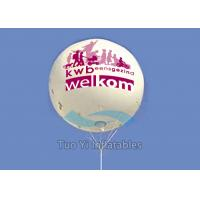 Quality Durable Helium Inflatable Sky Balloon Show  / Custom Large Advertising Helium Balloons for sale
