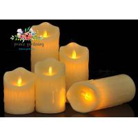 Quality Promotional decorative Battery operated plastic LED candle light for sale