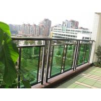 Quality Best Professional Project Factory for indoor / out door glass for the rear balcony for sale