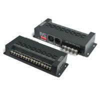 Buy cheap 8 Channel LED DMX Decoder Anti - Lightning Strike And ESD Protection from wholesalers