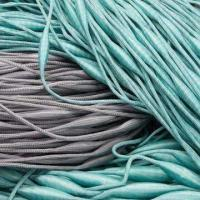 China Float Line/Rope for Fishing Net, with 3.5cm Length and 1.5cm Width, Available in Green and Gray on sale
