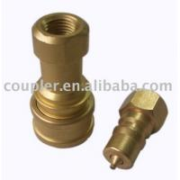 "Quality Brass 1/4""NPT quick disconnect for sale"
