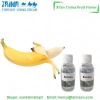 Quality GMP, TUV, MSDS Approved 100% Organic Banana Concentrate Powder Best Price for Ecigarettes/Eliauid-Vape for sale
