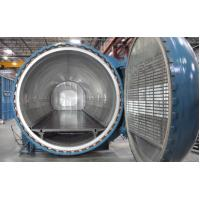 Quality Professional Composite Curing Autoclave With World Class Engineering And Unique System Design for sale