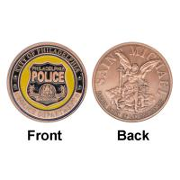 Philadelphia Police Department Souvenir Collectible Coins , Guard Commemorative Coin for sale