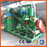 China 100 Kgh Scrap Copper Wire Granulator Extruding And Separating Unit Machine on sale