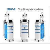 Quality Strong power top quality CE TUV approved vacuum cavitation cryolipolysis machine for sale
