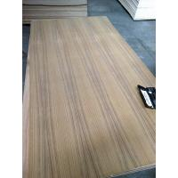 China Natural Teak  Fancy plywood for decoration on sale