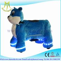 Quality Hansel bike motorized child cover battery animal walking rides for sale