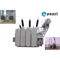 Quality Low On Load Loss, Oil Immersed Power Distribution Transformer For 220kV Grid for sale