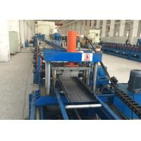 Buy High Strength Galvanized Metal Roll Forming Machine Line Foot Pedal Board at wholesale prices