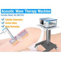 Quality Compressed Air Acoustic Wave Therapy Machine For Cryolipolysis / Cavitation Treatment for sale