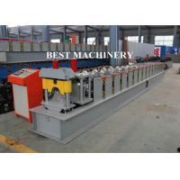 Quality Classic Galvanized Metal Roof Steel Tile Forming Machine Ridge Cap for sale
