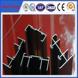 Quality aluminium manufacturer best selling aluminum decoration profiles kitchen cabinet supplier for sale