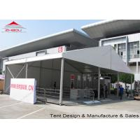 Buy cheap Aluminum Frame Trade Show Tents 15m*10m / Luxury Exhibition Tents from wholesalers