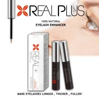 Buy best serum for eyelash longer and fuller Real Plus Eyelash enhancer serum from at wholesale prices