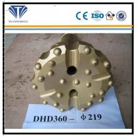 Quality Construction DTH Drilling Tools Ore Mining 219mm Dia DHD360 Drill Bit Button for sale