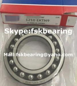 Nylon Cage 2214EKTN9 2215 EKTN9 Self Aligning Ball Bearings for Low Speed Motor