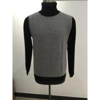 Quality Cable Knit Mens Turtleneck Sweater , Merino Wool Nice Sweaters For Guys for sale