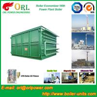 Quality Flue Gas Economiser For Boiler , Heat Economizer In Power Plant Anti Corrosion for sale
