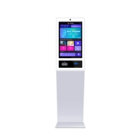"Buy cheap RK3288 22"" 300cd/m2 1366x768 Self Service Ordering Kiosk from wholesalers"