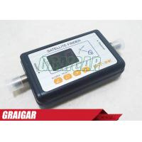 Quality WS6903 Portable Digital Display Satellite Signal Finder 0 ~ +40°C Impedance 75Ω for sale