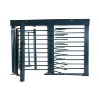 Quality Anti Corrosion Revolving Full Height Turnstile Door With Powder Coating for sale