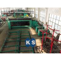 Buy cheap Custom Gabion Mesh Machine Wire Netting Machine For 4m X 1m X 1m Box Packing Press from wholesalers