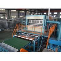 Quality 380V 50HZ Pulp Tray Machine / Fruit Tray Making Machinery 12 Months Warranty for sale