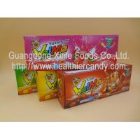 Quality Cola / Apple / Orange Instant Powder Drink Beverage Good Taste 300 ML for sale