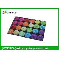 Quality Excellent Printing Dining Table Placemats And Coasters Set Of 6 JOYPLUS for sale