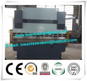Quality CE Hydraulic Press Brake Machine CNC Steel Sheet Bending Machine 6100 * 2500 * 4200MM for sale