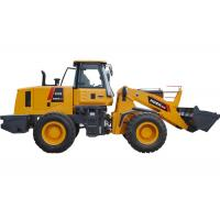 Quality Easy Operation Small Skid Steer Loader 625B Front Wheel Loader With 2.5ton Rated Load for sale