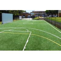 Buy Customized 15mm Artificial Grass For Basketball Field Outdoor SGS Approved at wholesale prices