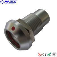 Quality HHG Female Circular Metal Connectors , 2B 114 Pin Circular Connector  IP54 for sale