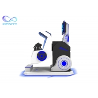 Quality Exciting 720 Degree Flight Simulator Cockpit 360 Vr Chair Rotation VR Simulator for Roller Coaster Simulator for sale