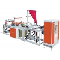 Buy cheap 1020c Industrial Garbage Automatic Bag Making Machine With Labeling Function from wholesalers