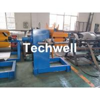 Quality Manual Decoiler / Uncoiler , Umbrella Type With Manual Expanding & Passive Uncoil For 5 Ton for sale