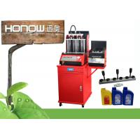 China Car ultrasonic  gasoline fuel injector cleaner and diagnostic tool on sale