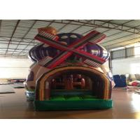 Quality Commercial Inflatable Bouncer 3 X 4 X 5m , Silk Printing Minnie Mouse Bounce House for sale