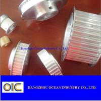Quality Aluminium Timing Belt Pulleys , Timing Belt Tensioner Pulleys for sale
