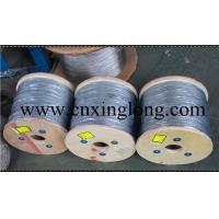 Quality sell xinglong electric galvanized wire rope 7*7 6*7+IWS for sale