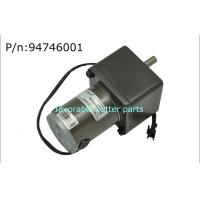 Quality 94746001 Plotter Parts MOTOR ASSY DC Gear PAPER Feed , Especially Suitable For Gerber Plotter XLP60 for sale