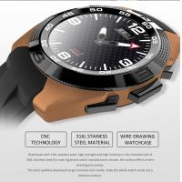 Quality Sports Style LED Smart Watch Net size 42.5*51*10.5mm TPU material for sale